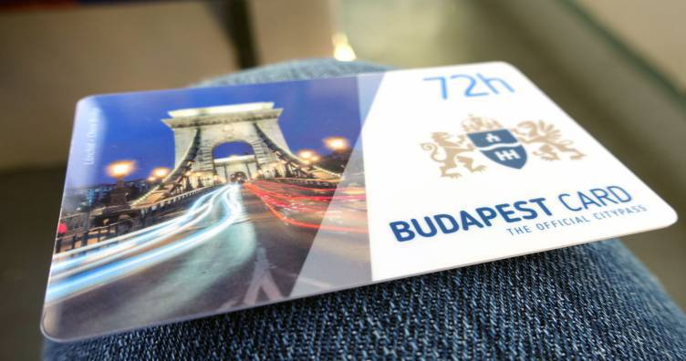 Get the Budapest Card