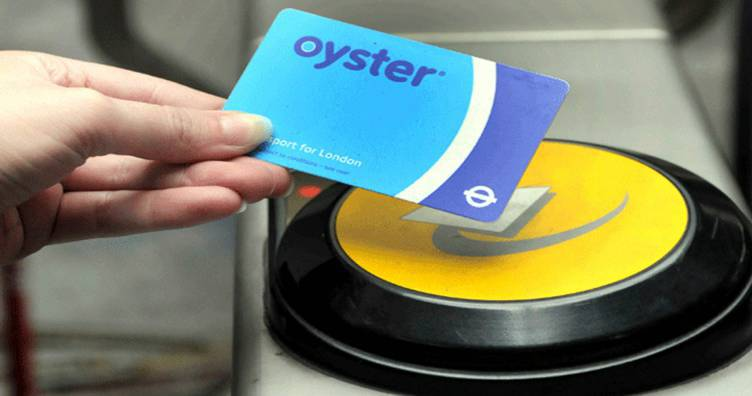 Get a Visitor Oyster Card