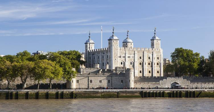 VIP tour of the Tower of London and St Paul's Cathedral