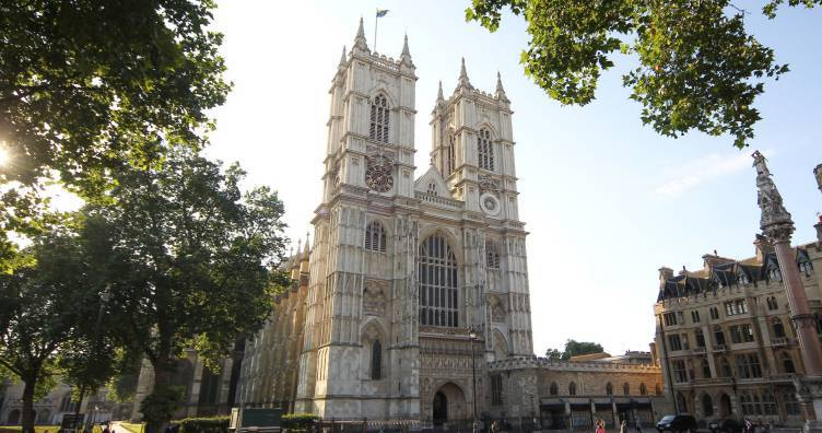 Westminster Abbey with an audio guide