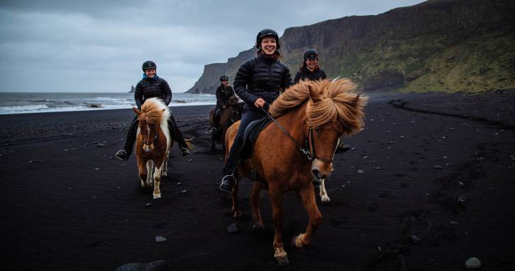 Icelandic Horseback Riding Tour