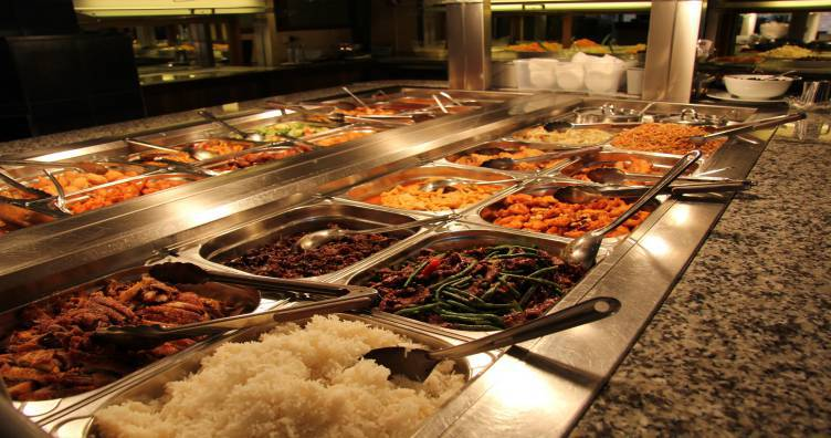 Search for lunch buffets